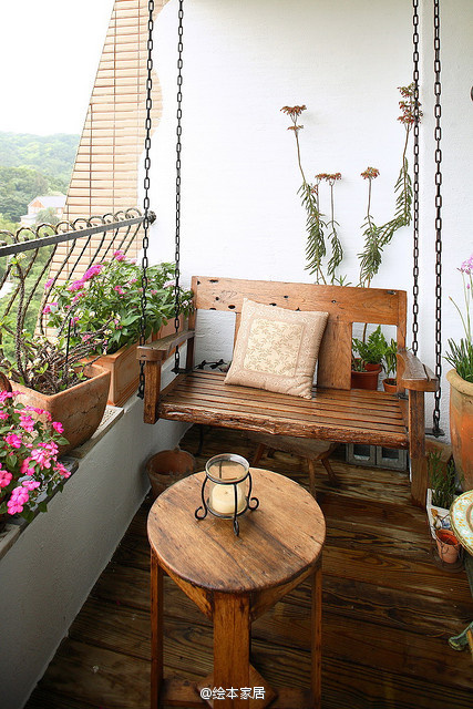 阳台 秋千图片来自用户2557013183在喜欢的装修的分享