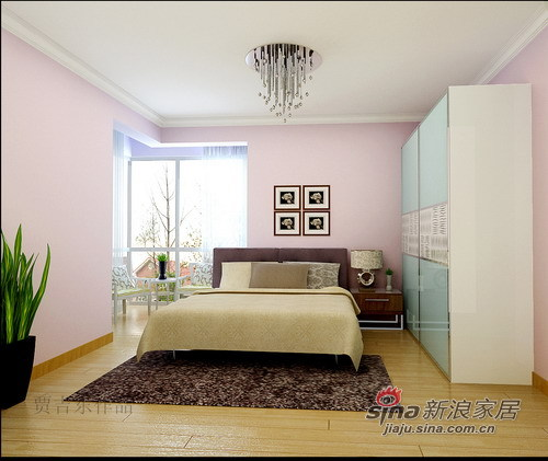 中式 三居 客厅图片来自用户1907659705在9.5万清新158平新中式爱居91的分享