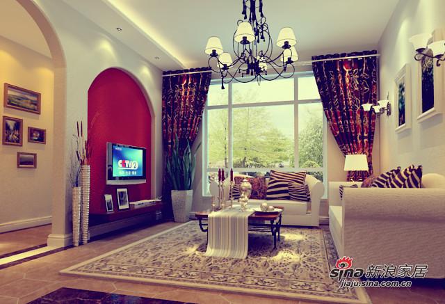 简约 loft 客厅图片来自用户2739153147在6.8万铸造120平loft欧式爱家42的分享