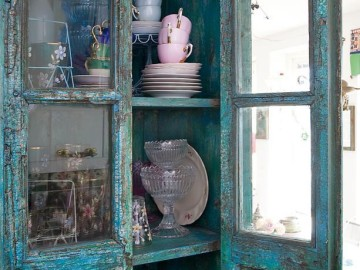 Elina的家——宝蓝色的清新20