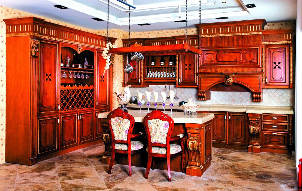 厨房 欧式 大气 华丽图片来自用户2757317061在现代的分享