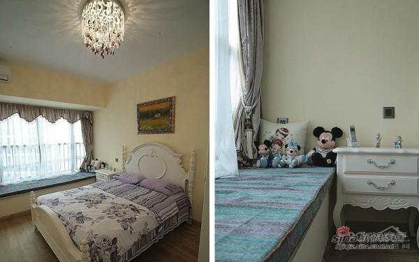 卧室——主卧和次卧