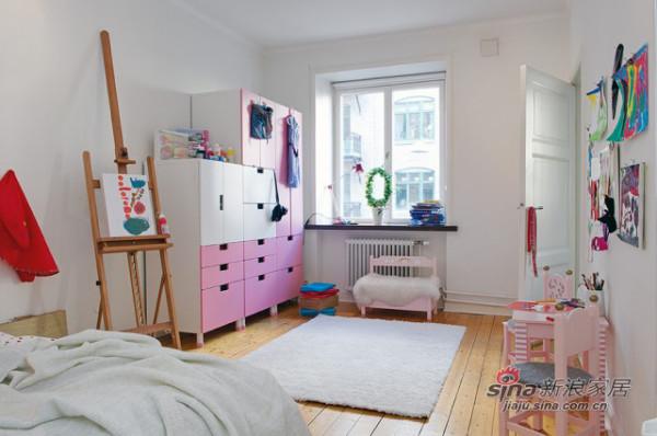 儿童房的卧室
