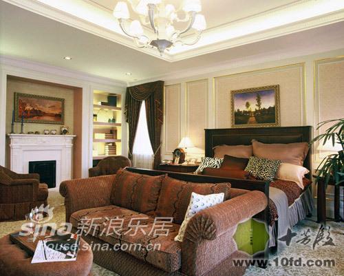 欧式 别墅 客厅图片来自用户2772873991在英式田园82的分享