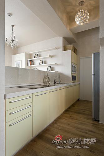 简约 一居 厨房图片来自用户2745807237在巧设计征服50平畸形小空间38的分享