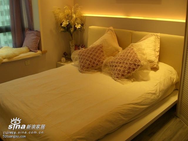 其他 二居 卧室图片来自用户2737948467在阳光水晶屋52的分享