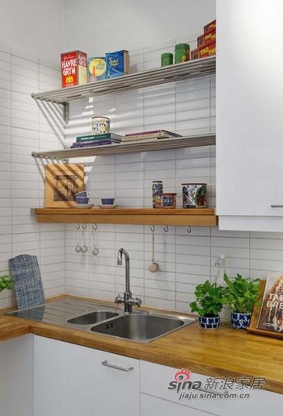 50平米也温馨 明亮温暖的瑞典公寓