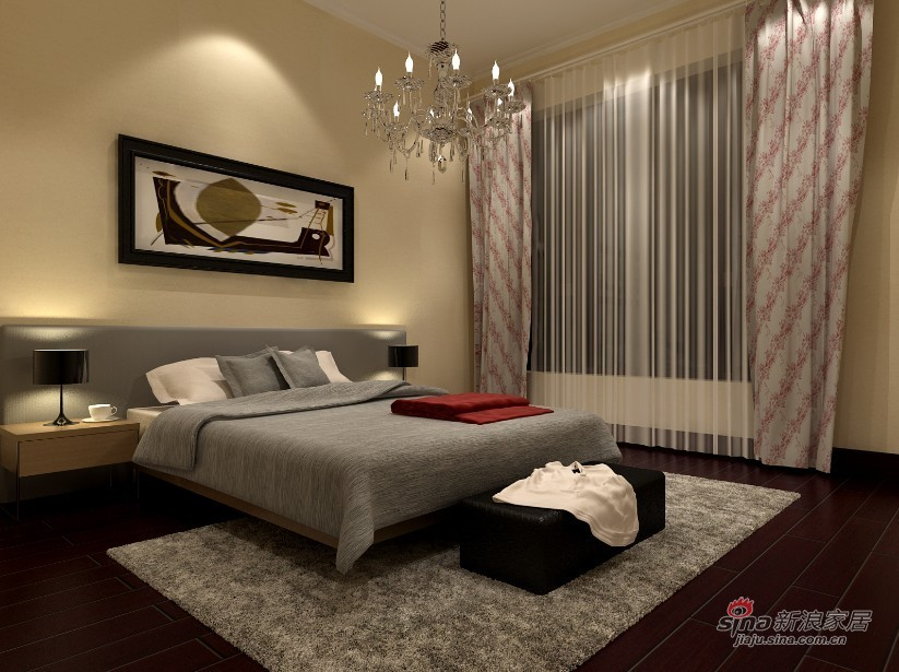 中式 四居 卧室图片来自用户1907696363在最美夕阳红秀出真我风采28的分享