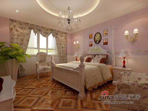 欧式 别墅 客厅图片来自用户2745758987在暖意浓浓 210平木屋别墅13的分享
