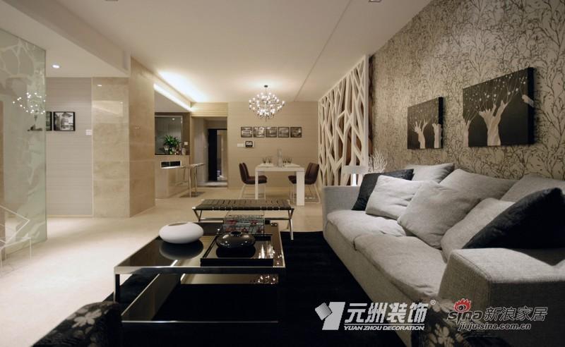 简约 二居 客厅图片来自用户2737735823在简约不简单 走近现代简约风格家居11的分享