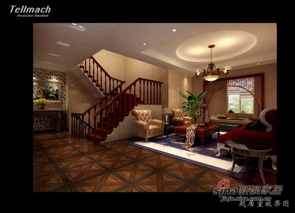 其他 别墅 客厅图片来自用户2558757937在龙湾别墅61的分享