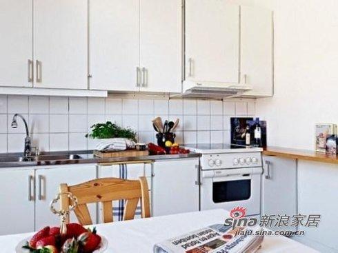 简约 复式 厨房图片来自城市人家犀犀在109平米入住实景照片79的分享