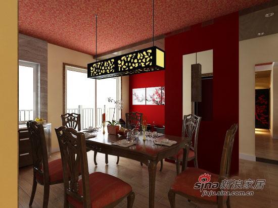 其他 其他 餐厅图片来自用户2737948467在128平怀旧家居 古朴中透露这现代感57的分享
