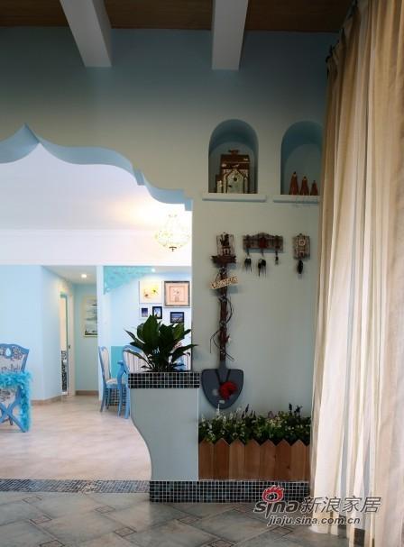 田园 三居 客厅图片来自用户2557006183在异域蓝色土耳其的三口之家12的分享