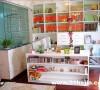 书房-书橱全部是有玻璃的,偶深知做卫生的苦啊