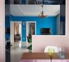 58平米老房翻新 标准二居设计59