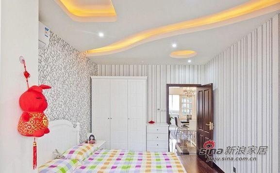 简约 其他 卧室图片来自用户2737782783在135平简约风 6万成就温馨与沉稳的别样融合13的分享