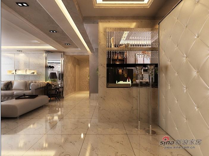 欧式 三居 客厅图片来自用户2745758987在6.8万打造150平米简欧式新居62的分享