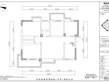 年轻的小夫妻打造现代城三居室装修设计49