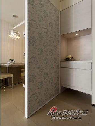简约 二居 客厅图片来自用户2559456651在9万让92.4平方米房子亮丽变身90的分享