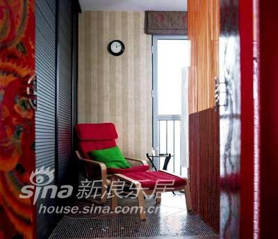 中式 二居 卧室图片来自用户2737751153在大红配大绿31的分享
