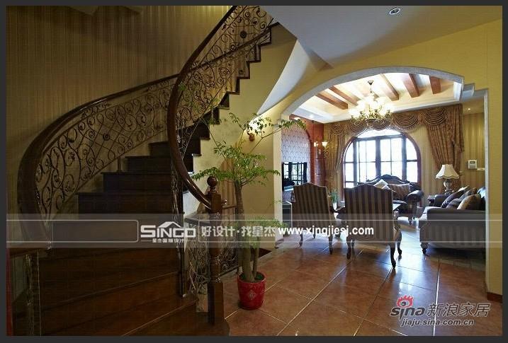 其他 别墅 客厅图片来自用户2737948467在洋溢热情洒脱 西班牙装修风格29的分享