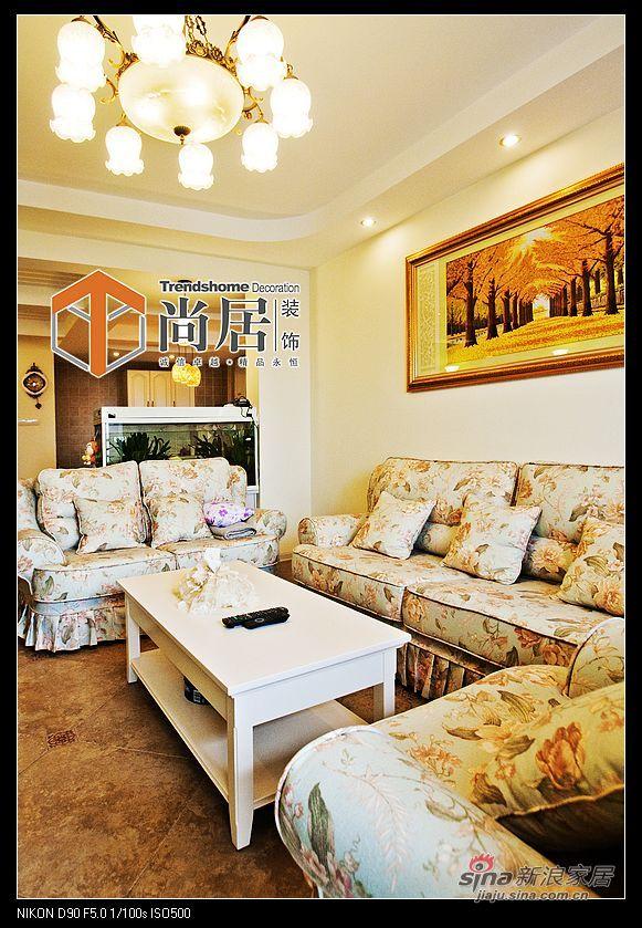 田园 三居 客厅图片来自用户2737791853在春日序曲 ——濮家媛作品集53的分享