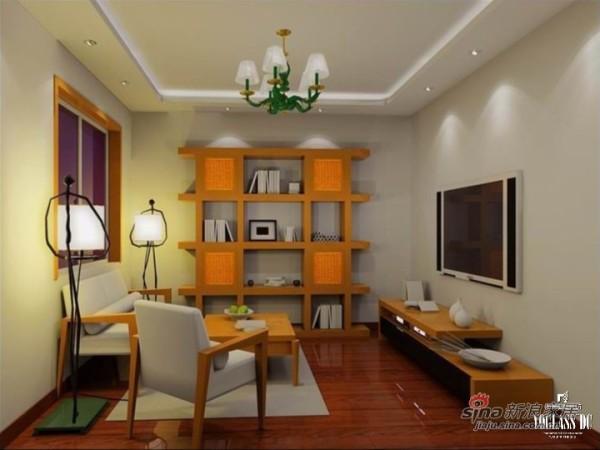 书房中的客厅