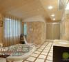 阳台改造成的土耳其浴室