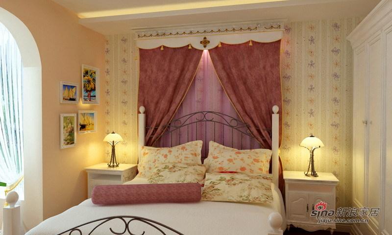 其他 二居 卧室图片来自用户2557963305在田园地中海新潮混搭风格30的分享