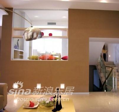 简约 别墅 客厅图片来自用户2738845145在是有福设计-现代简约79的分享