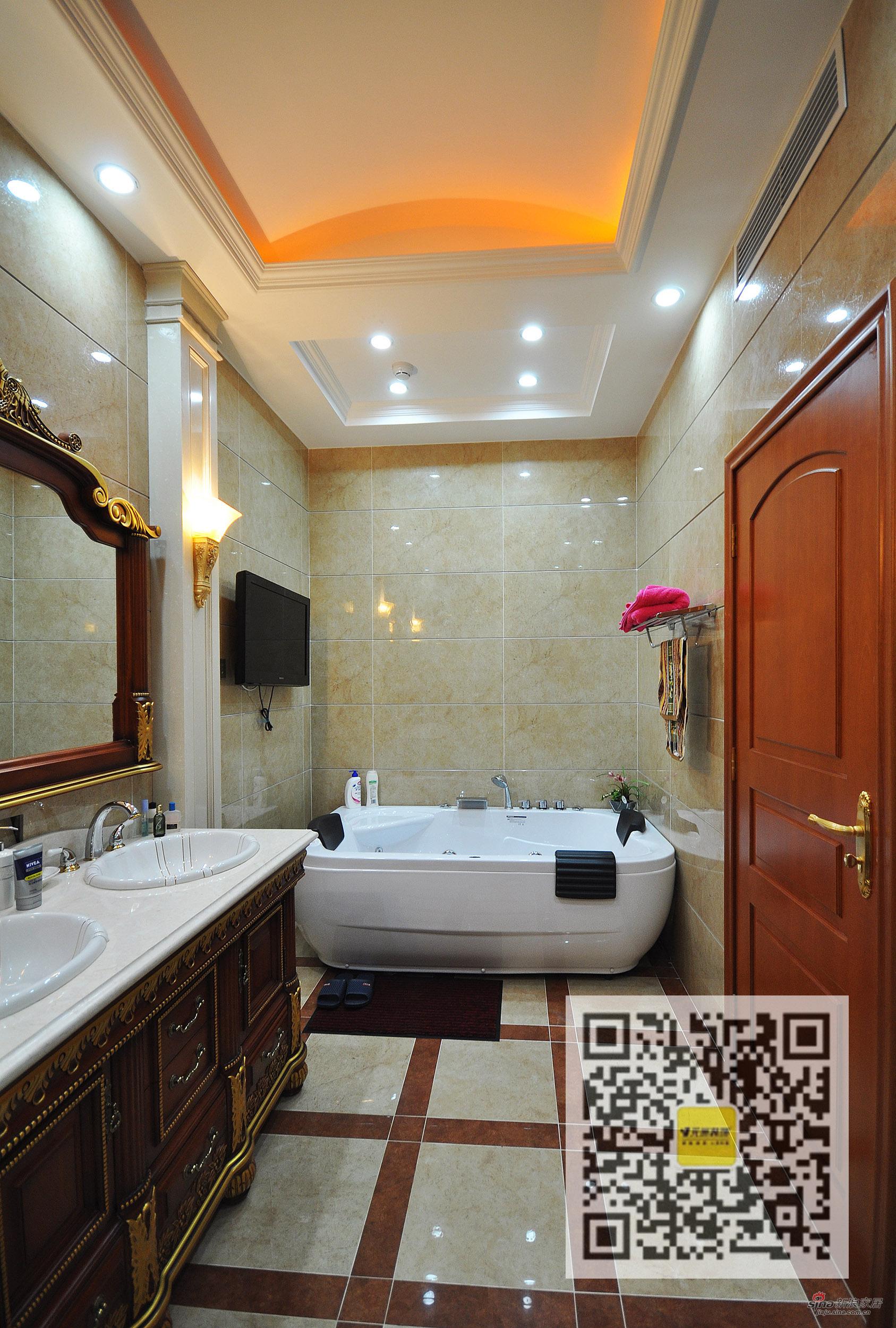 其他 别墅 卫生间图片来自用户2737948467在新巴洛克风格别墅设计42的分享