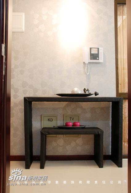 简约 二居 玄关图片来自用户2556216825在珠江帝景售楼处样板间22的分享