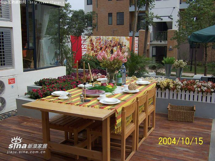 欧式 四居 餐厅图片来自用户2772873991在英式风格田园家二12的分享