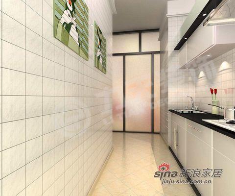 简约 二居 厨房图片来自阳光力天装饰在犀地 明亮中的宁静58的分享