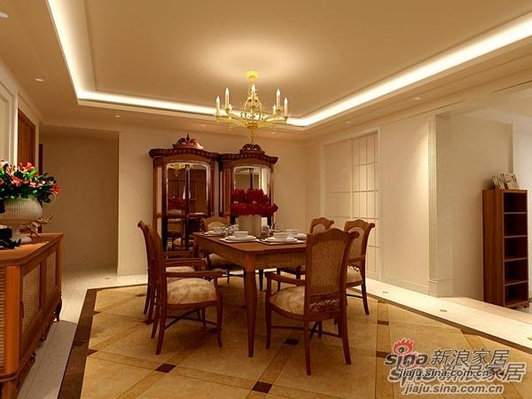 欧式 三居 餐厅图片来自用户2772873991在自然、古朴的简欧居室40的分享