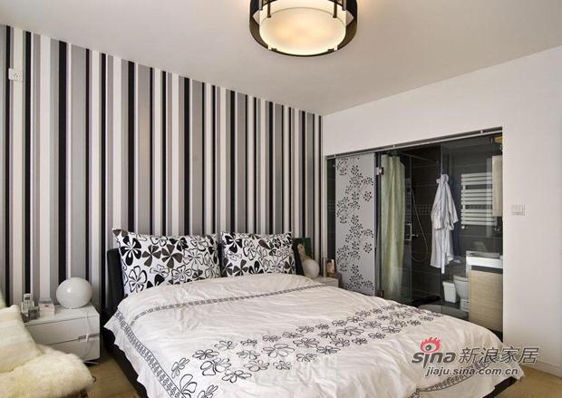 新古典 四居 卧室图片来自用户1907664341在【多图】现代大四居44的分享