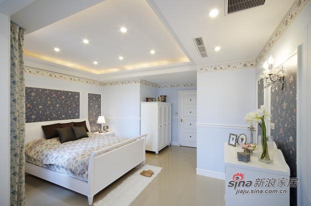 欧式 三居 卧室图片来自用户2746948411在【多图】80后超爱的纯美自然田园风设计29的分享