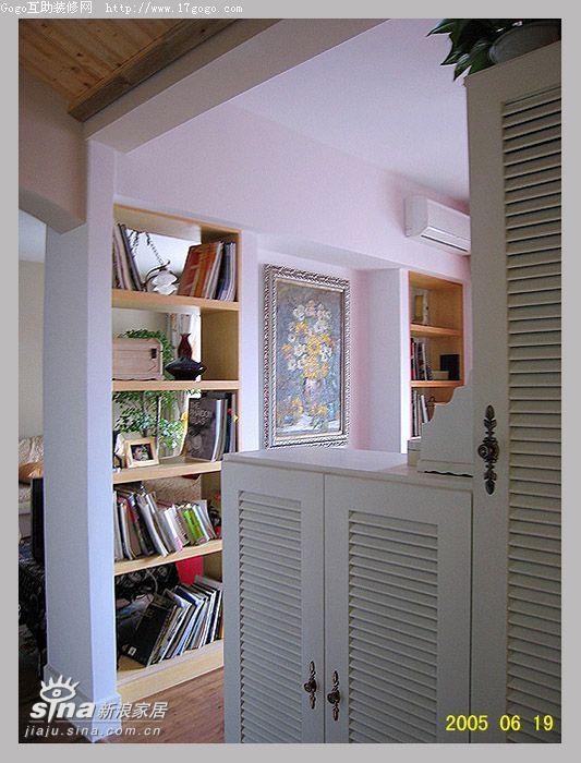 欧式 二居 书房图片来自用户2746869241在樱桃小屋12的分享