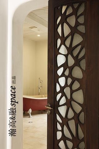地中海 别墅 卫生间图片来自用户2756243717在贝儿的城堡22的分享
