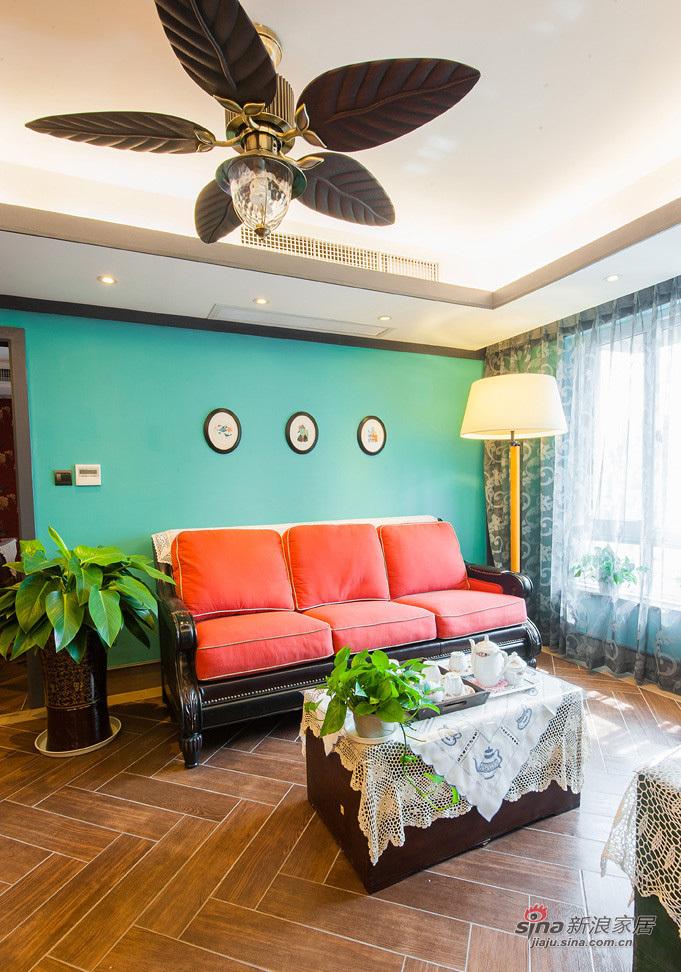 其他 三居 客厅图片来自用户2558757937在【高清】11万营造98平民国风混搭家76的分享