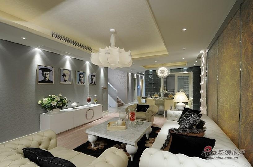 欧式 三居 客厅图片来自用户2772856065在展现300平高雅经典别墅10的分享