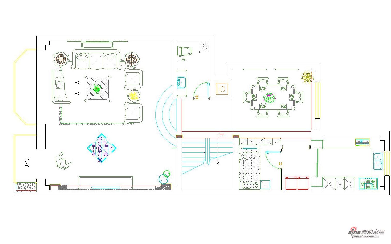 欧式 四居 其他图片来自用户2745758987在欧式风格别墅设计62的分享