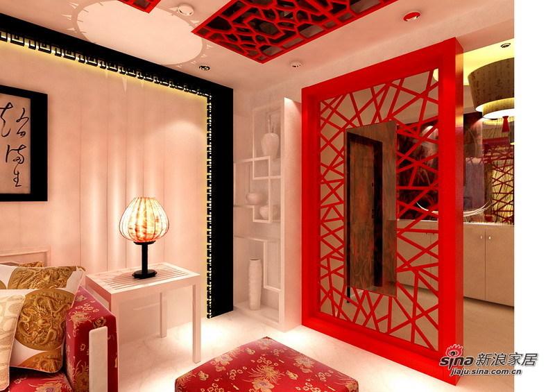 简约 二居 客厅图片来自用户2738845145在8.5万铸造简约奢华的三居室54的分享