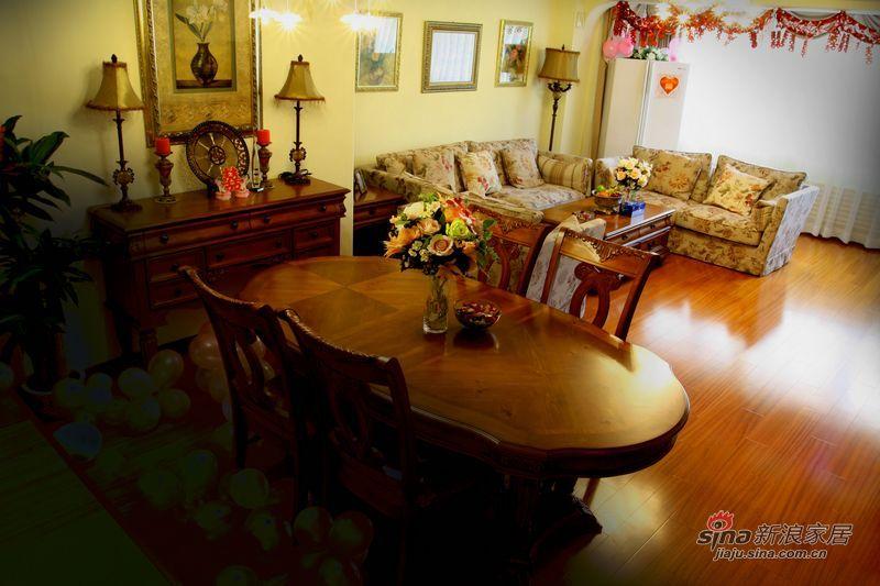 简约 二居 餐厅图片来自用户2739081033在另70后钟情的美式简洁生活空间94的分享
