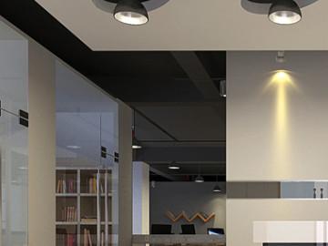 《意.空间》------游戏设计公司办公室设计52