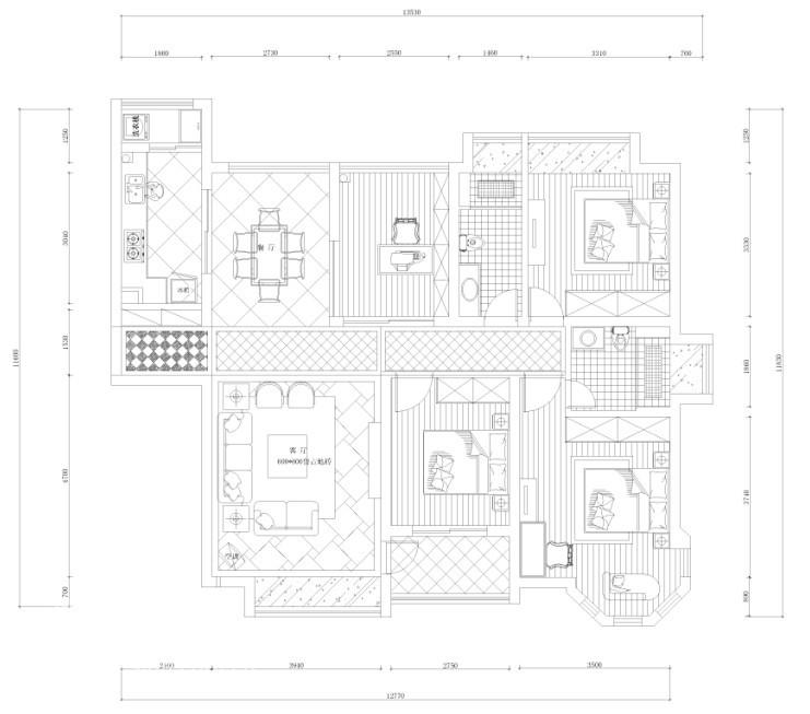 欧式 别墅 客厅图片来自用户2772856065在龙发装饰苏州公司湖滨一号案例28的分享