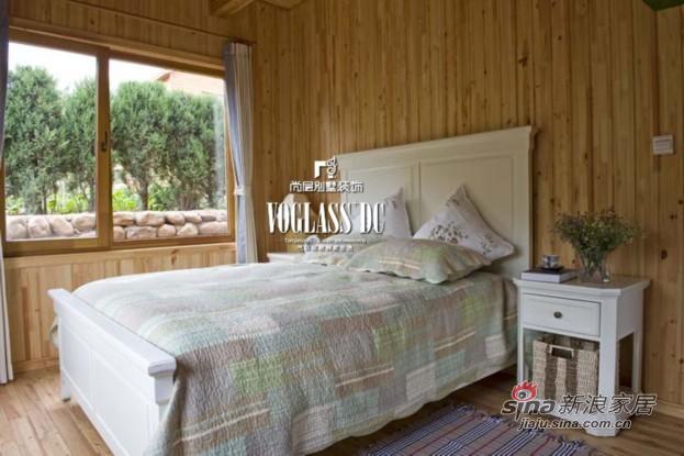 田园 别墅 卧室图片来自用户2557006183在【高清】564平原石滩田园风格别墅79的分享