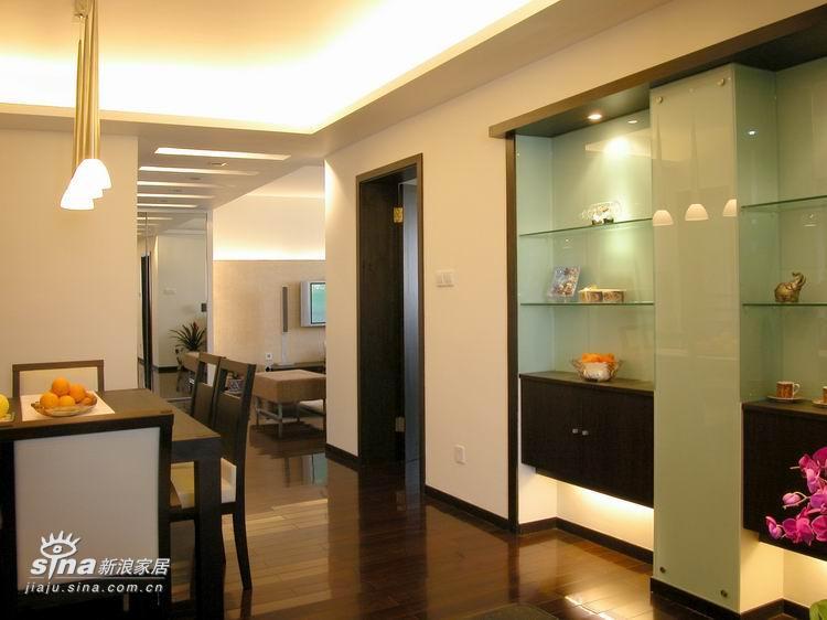 中式 四居 餐厅图片来自用户2748509701在现代感的新中式38的分享
