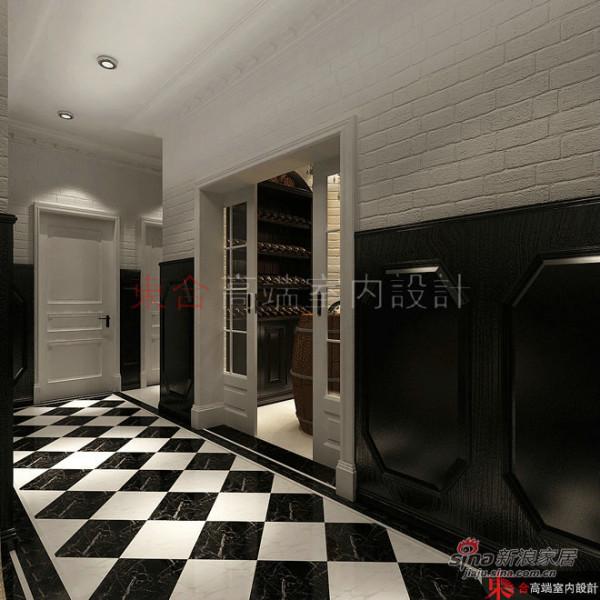 燃情普拉达-地下室走廊
